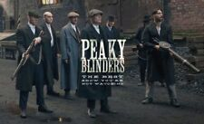 PEAKY BLINDERS: The Complete Series 1,2 & 3 (DVD-2014,6-Disc BOX SET)NEW&SEALED*