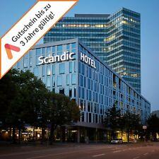 Kurzreise Scandic Hamburg Emporio 2 - 6 Tage Frühstück 2 Personen Reeperbahn