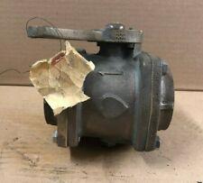 Elkhart 2 Brass Ball Valve Threaded Fire Apparatus