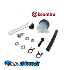 Bocal BREMBO 15ml avec support, durite, et collier REF: 110A26386 Coté EMBRAYAGE