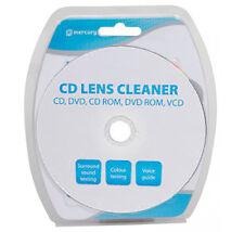 Mercury CD Lens Cleaner | CD, DVD, CD ROM, DVD ROM, VCD