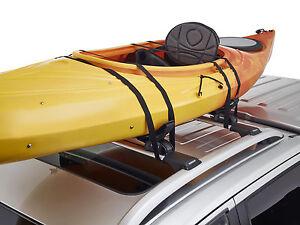 Genuine Nissan Roof Cross Bars Kayak Carrier (G3400-RH580AU)