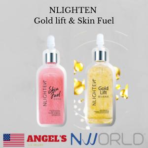 NWORLD NLIGHTEN Gold lift & Skin Fuel - Angel's US Seller