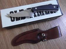 "SCHRADE 7"" OLDTIMER SHARPFINGER HUNTING KNIFE SUPERIOR BLADE EDGE SCH152OT"