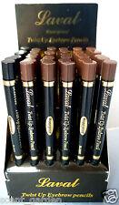 Laval Twist Up Waterproof Eyebrow Pencil  ❤ Black, Brown & Blonde Eye Brows ❤