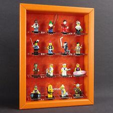 CAJA PARA FIGURAS Vitrina de colección Lego Serie 8804 Minifiguras 4