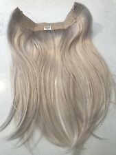 Easihair Pro Halo Hair Extentions 16 Inch Champagne Color