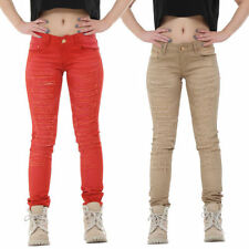 Unbranded Other Casual Low Rise Trousers for Women