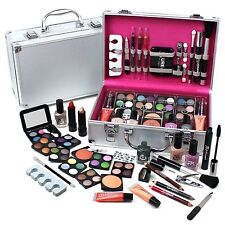 59Pc KIT Cosmetici Trucco Make Up Bellezza Scatola Da Viaggio Carry Gift Set Urban Beauty