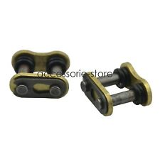 Connecting Link for 428 Heavy Duty Chain Master Link with O-ring 2 PCS
