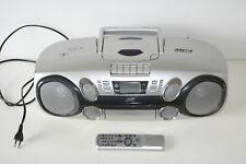 JVC RC-BM5, Radio Cassette CD MP3 Player Kassettenrecorder, Fernbedienung, TOP!!