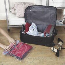 6 Pack Pequeño Handy Viaje Bolsa de almacenamiento al vacío - 54 X 38 cm bolsas de almacenamiento de ropa