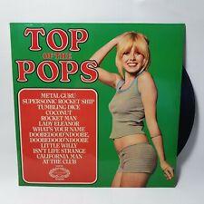 "Top Of The Pops Volume 24 Vinyl 12"" Record LP Hallmark Records 1972 F/VG+"