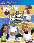 Les lapins cretins la série télé interactive JEU PS4 NEUF