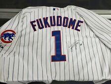 755af641b Chicago Cubs MLB Original Autographed Jerseys for sale