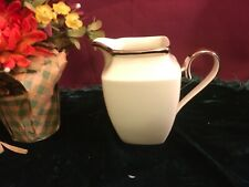 Lenox Solitaire Square Creamer New Usa ivory Free Shipping