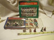 44 Mini Christmas Holiday Victorian Ornaments