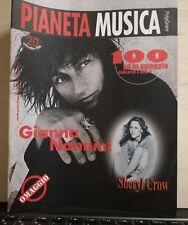PIANETA MUSICA-RIVISTA MUSICALE -SETTEMBRE 98-NANNINI