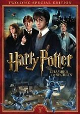 Harry Potter and The Chamber of Secre - DVD Region 1