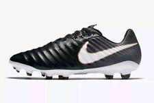 Nike Tiempo Legacy Iii Fg Kangaroo Leather Soccer Cleats 897748-002 Men's Us 7