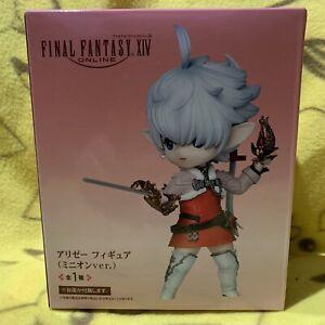 Taito Alisaie Final Fantasy XIV ONLINE FF 14 Minion Ver Figure Square Enix. 14cm