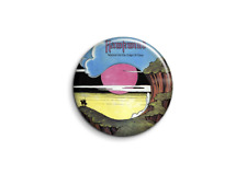 Hawkwind - Warrior on the Edge of Time 38mm pin badge button