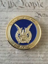 Indonesia Air Force Air Attaché Office TNI-AU Version 2 Challenge Coin