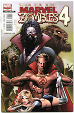 MARVEL ZOMBIES 4 #1 2 3 4, NM, Deadpool, Satan,2009, more MZ and horror in store