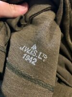 Fantastic WW2 British 1942 dated Jeep scarf in near mint unissued condition!