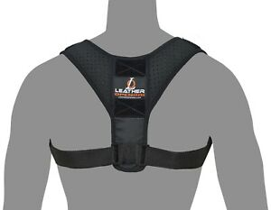 POSTURE CORRECTOR BACK SHOULDER SUPPORT BODY BRACE BELT LUMBAR WELLNESS MEN Wom