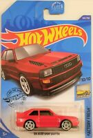 Hot Wheels - 2020 Factory Fresh 10/10 '84 Audi Sport Quattro 145/250 (BBGHC03)