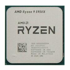 AMD Ryzen R5-5600X R7-5800X R9-5900X R9-5950X Socket AM4 CPU Processor