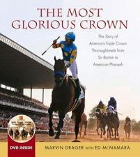 Most Glorious Crown : America's Triple Crown Thoroughbreds : New Updated w/DVD