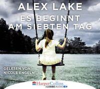 Es beginnt am siebten Tag von Alex Lake (2016, Hörbuch)