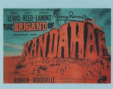 YVONNE ROMAIN Signed 10x8 Photo THE BRIGAND OF KANDAHAR COA