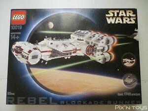 Lego Star Wars 10019 UCS Rebel Blockade Runner [ NEUF ]