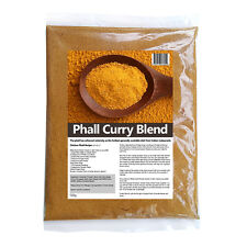 Hells Phall Curry Powder Mix. Warning this is Hot. Serves 8  - Recipe included