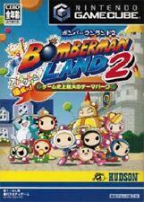 Bomberman land 2 Nintendo gamecube GC Import Japan