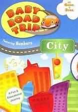 Baby Road Trip: City, New DVD, ,