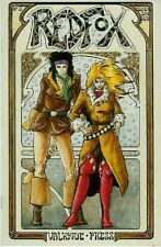 Redfox # 15 (female Barbarian) (UK, 1988)