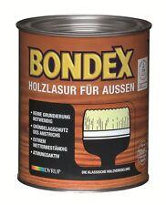 BONDEX Holzlasur für Au�Ÿen 0,75 L Farblos FR�œHJAHRSAKTION 2016 NEUWARE