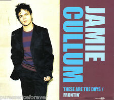 JAMIE CULLUM - These Are The Days/Frontin' (UK 5 Tk Enh CD Single)