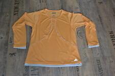 Adidas Response Shirt Gr. 44 orange Langarmshirt neuwertig climacool