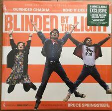 BLINDED BY THE LIGHT 2Lp BRUCE SPRINGSTEEN SOUNDTRACK Orange VINYL