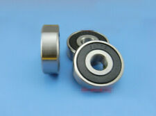7x22x7 mm 2PCS S627-2RS Stainless Steel Hybrid Ceramic Bearing Bearings 7*22*7