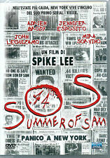SOS Summer of Sam (1999) DVD NUOVO Spike Lee Mira Sorvino J. Leguizamo A. Brody