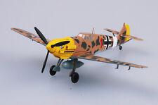 1:72 WWII Messerschmitt BF-109E-7 Trop II/JG27 aircraft diecast Easy model plane