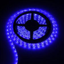 DC 12V Blue 5M 300 LED 3528 SMD Flexible LED Light Lamp LED Strip NON Waterproof