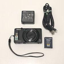 Nikon Coolpix S9200 16MP Digital Camera