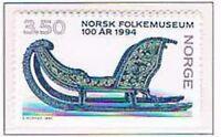 Norvege 1994 Mi N°1162 Mnh**  Folk Museum